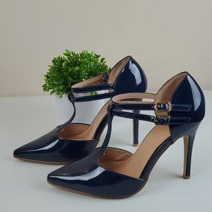 JG high heels.